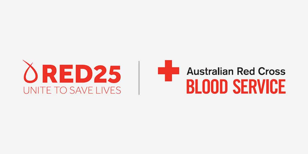 Red25 - Australia Red Cross Blood Service