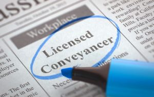Conveyancer as a career